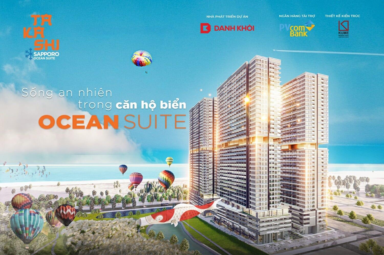 Căn hộ Takashi Ocean Suite Kỳ Co mang phong vị mới đến Quy Nhơn   can ho takashi ocean suite 1