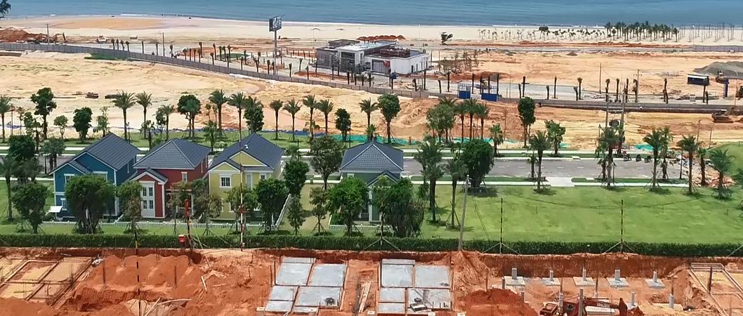 Giao lộ vàng của dự án căn hộ Takashi Ocean Suite